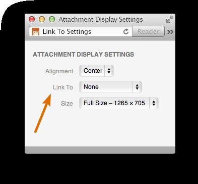Attachment-Display
