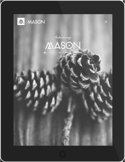 MasonIPad