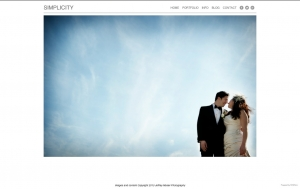 Simplicity Home Page
