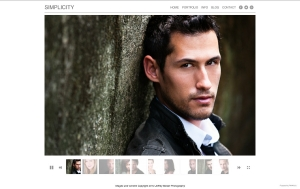 Simplicity Gallery Page