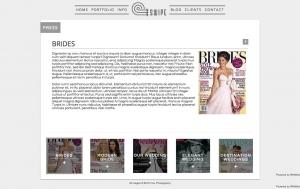 Swipe Press Page